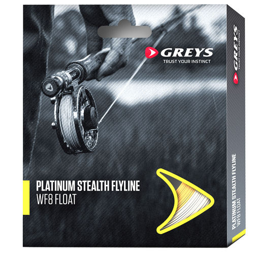 Greys Platinum Stealth Float WF