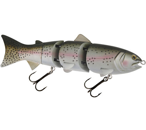 "Spro Swimbait BBZ-1 6"" Glossy Rainbow"