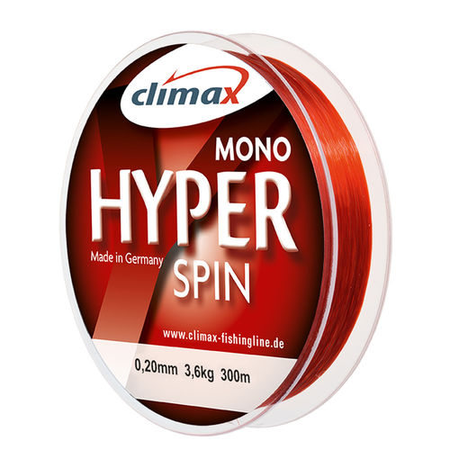 Climax Mono Hyper Spin rot 0,35mm