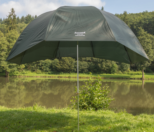 Anaconda Oval 345 Solid Nubrolly Schirm